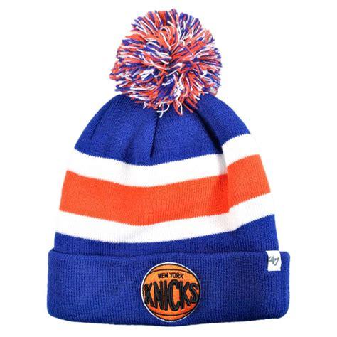 knicks knit hat 47 brand new york knicks nba breakaway knit beanie hat nba