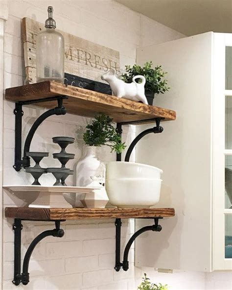 kitchen open shelves ideas best 25 open shelving ideas on kitchen shelf