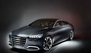 Future Hyundai Cars Auto Cargo Transport The New Hyundai Hcd 14 Genesis