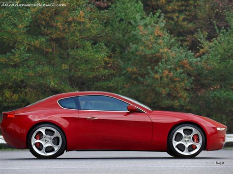 Alfa Romeo Coupe by Render Alfa Romeo Coup 232