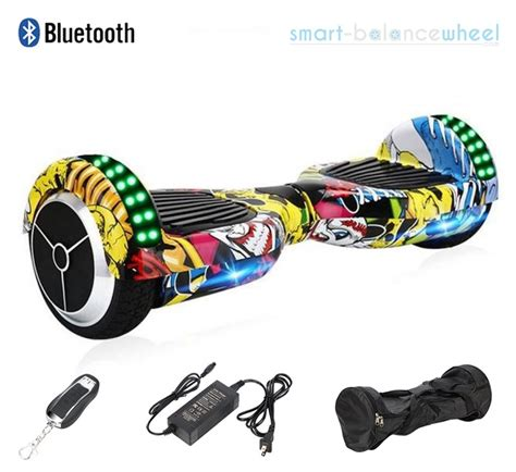 hoverboard with bluetooth and lights hoverboard with bluetooth and lights 6 5 inch bluetooth