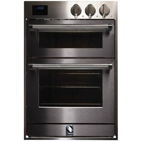 multifunction microwave oven stainless steel steel multifunction double oven genesi series gffe6