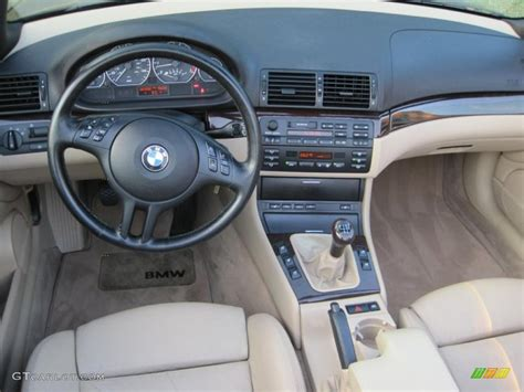 2001 Bmw 325i Interior Parts by Sand Interior 2001 Bmw 3 Series 330i Convertible Photo