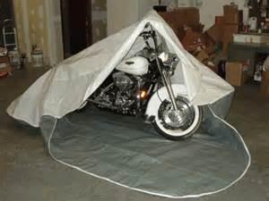 Custom Trailer Awnings Rhino Shelter Motorcycle Storage Pocket
