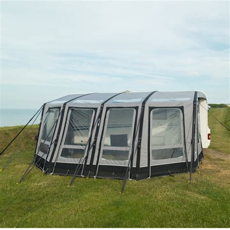 inflatable caravan awnings vango kalari 520 awning with airbeam frame you can caravan