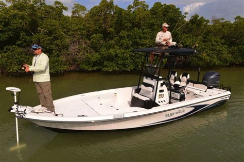 saltwater fishing boats center console bluewave 2400 pure bay inshore center console fishing boat