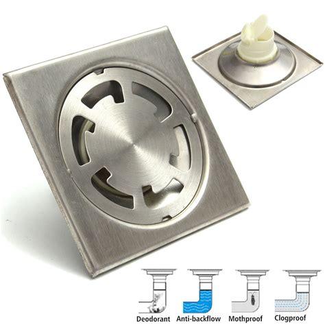 bathroom floor drain bathroom square stainless steel floor drain water strainer