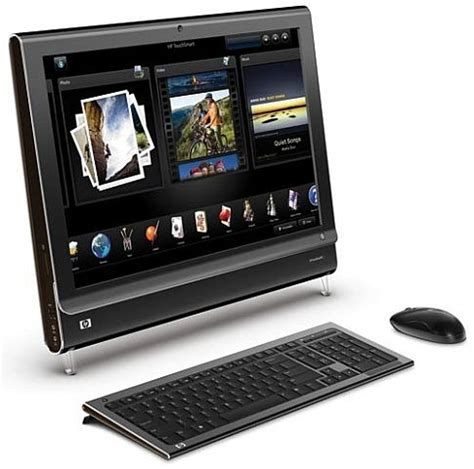 Hp Touchsmart Iq770 Pc Review Chip by Hp Touchsmart 600 All In One Pc Review
