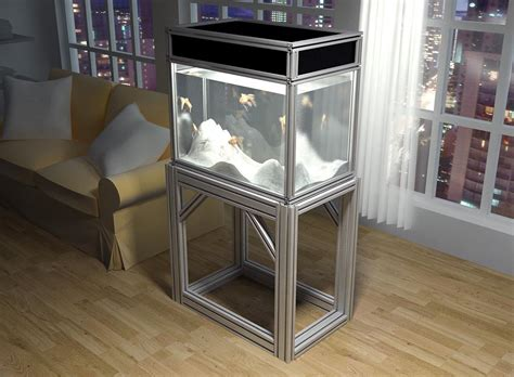 design aquarium stand custom aquarium stand designs aquarium design ideas