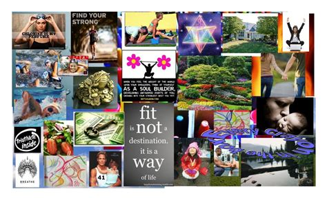 how to create a vision board a cup vision boards embracing the new year embracing health