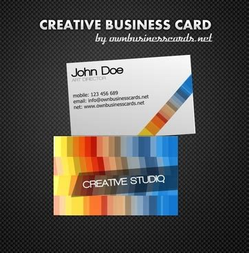 creative id card templates free vector download 31 844