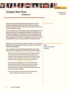 new year lesson plans new year celebrations 6th 8th grade lesson plan