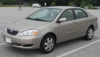 Toyota Corolla 2000 To 2005 Cierre Central 2005 Toyota Corolla