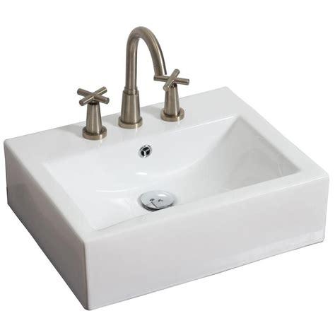 16 x 20 bathroom sink imaginations 20 1 2 inch w x 16 inch d