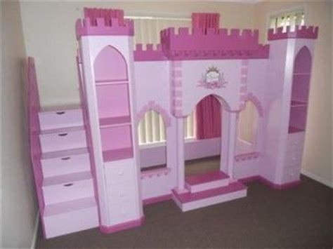 child s castle design bedroom unit by brian hayes toddler loft bed for girl princess palace castle