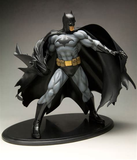 Kotobukiya Fehyt The Last Original dc comics batman black costume ver artfx statue figure