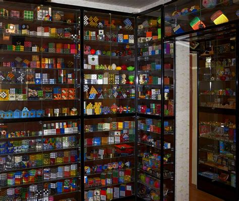 collecting the world the rubik s cube and twisty puzzle collections