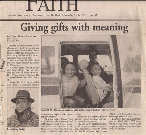 origin of gift giving non profit ministry churches temples