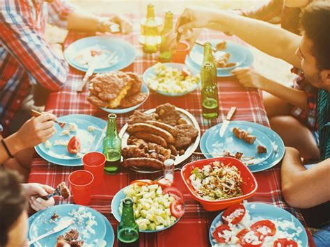 summer parties summer party mistakes food network summer party ideas
