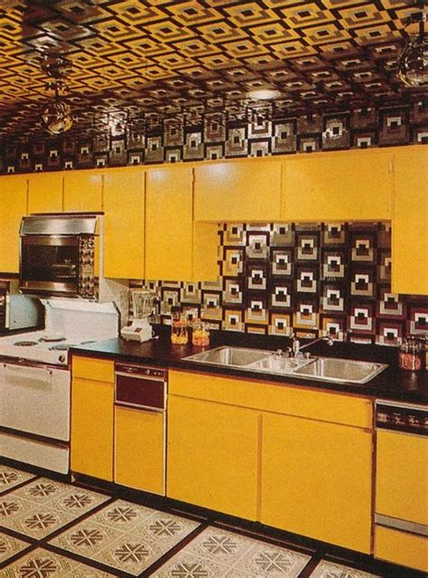 1970s kitchen cabinets 25 best ideas about 1970s kitchen on pinterest 70s