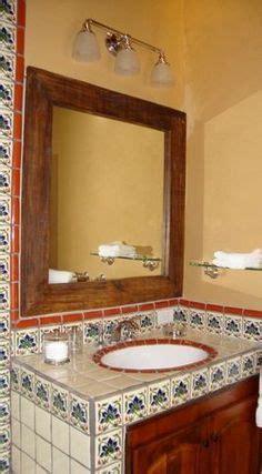 Talavera Bathroom by New Mexico Bathroom On Mediterranean Bathroom