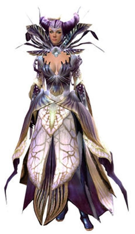 Fashion Gw 194 F Gs3407 nightmare court armor light guild wars 2 wiki gw2w