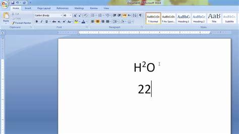 cara membuat halaman word atas bawah cara membuat pangkat bawah dan atas pada microsoft word