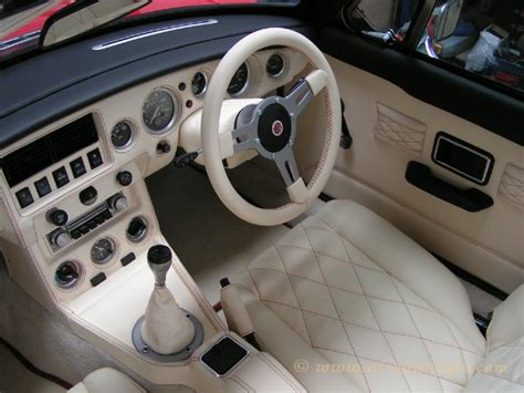 Austin Car Upholstery Mgb Gt Interior A Amp T Autostyle