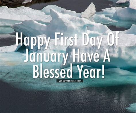 happy  day  january   blessed year pictures   images  facebook