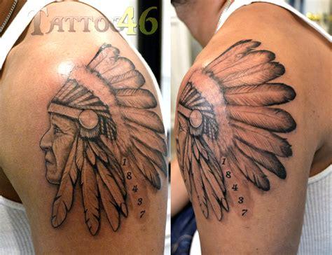 neck tattoo indian indian head tattoo tattoos by jim pinterest indian
