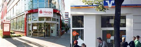 hamburger bank filialen fintechs auch eine bedrohung f 252 r regionalbanken das