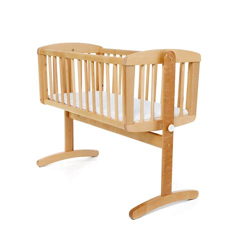 baby swinging crib mothercare baby nursery swinging crib rockign motion