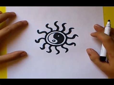 imagenes de simbolos bacanos como dibujar un simbolo yin yang paso a paso 2 how to