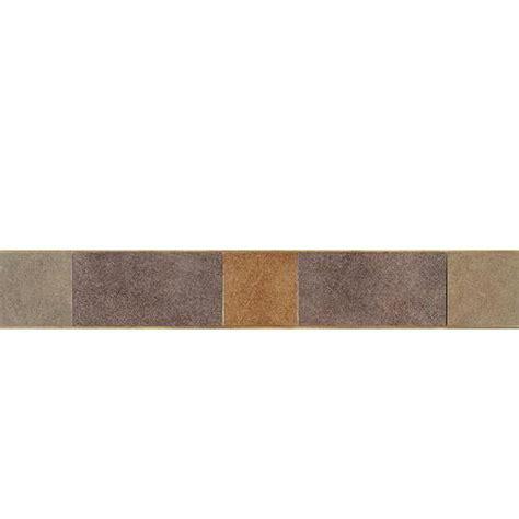 veranda wall tiles daltile veranda multicolor 3 1 4 in x 20 in deco a