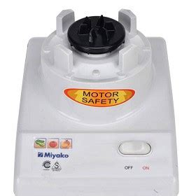 Miyako Blender Bl 101 Plastik jual miyako blender bl 101 pl cek blender terbaik