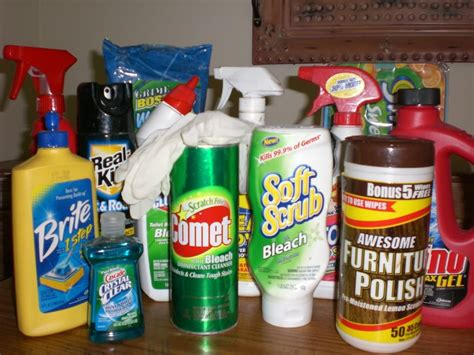 dangerous household chemicals fine design green is clean