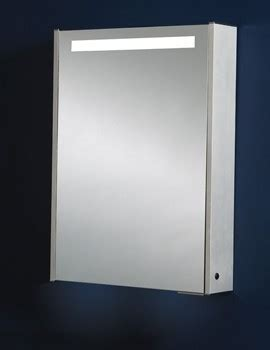 phoenix europa mirror cabinet uk bathroom store phoenix mercury single door aluminium mirror cabinet 520 x
