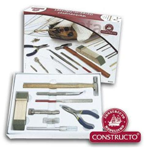 model boat tool kits model ship building tool kit by constructo 80450 163 31 80