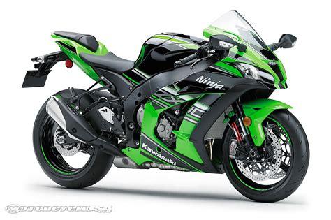 Kawasaki Motorbike by 2016 Kawasaki Zx 10r Photos Motorcycle Usa