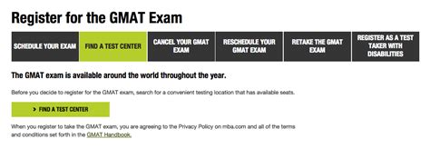 Fisher Mba Gmat Code by Gmat Test Centers Where To Take The Prepscholar Gmat