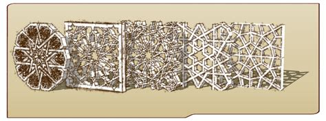 islamic pattern autocad file islamic patterns sketchup 3d cad model grabcad