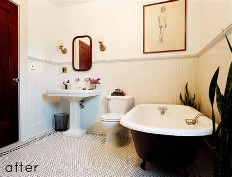 design sponge bathroom before after elegant bathroom makeover design sponge