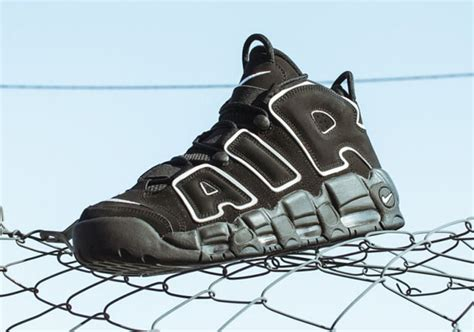 Sepatu Basket Air More Up Tempo White Gold nike air more uptempo release date sneakernews