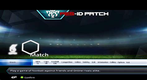 Pes 2018 Patch Terbaru Pc Laptop update patch pes 2013 terbaru 2018 pes id ultimate v3 1