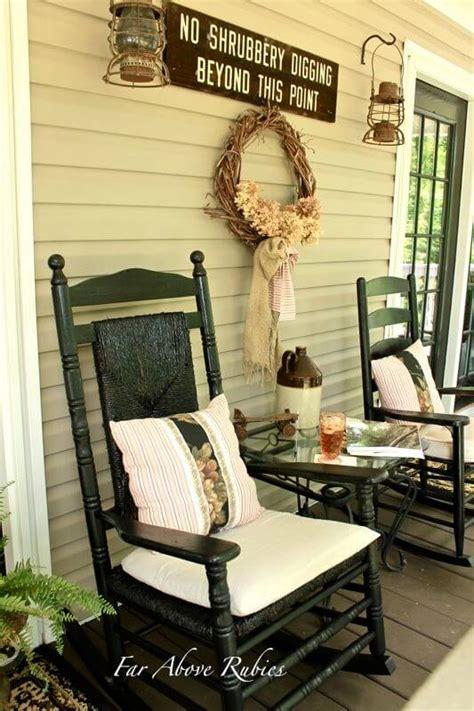 40 best vintage porch decor ideas and designs for 2018