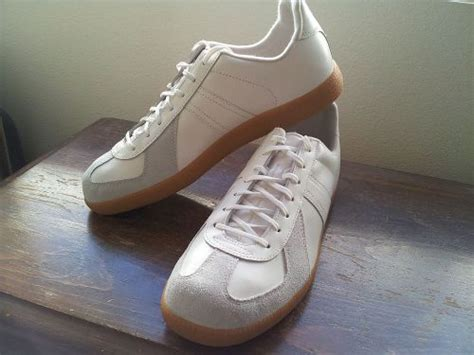 put this on the german army trainer gats a sneaker