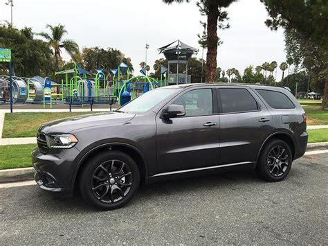2016 Dodge Durango RT Road Test and Review   Autobytel.com