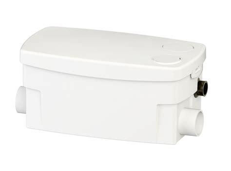 bidet anschluss sanidouche schmutzwasserpumpe zum anschluss an waschtisch