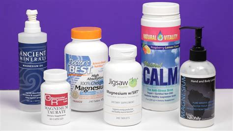 supplement or suppliment which is the best magnesium supplement