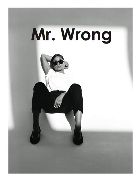 Mr Wrong foto vashtie as quot mr wrong quot photographed by angelo baque